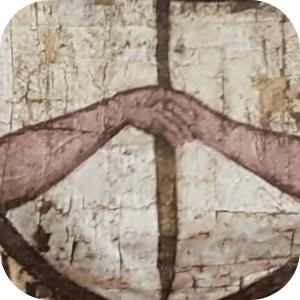 Manos entrelazadas, símbolo de fraternidad
