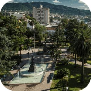 Plaza Gral. Belgrano