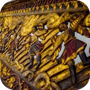 3 - Púlpito Iglesia catedral (3)